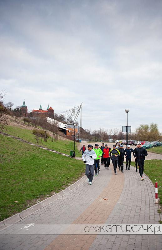 Ścieżka Biegowa Płock